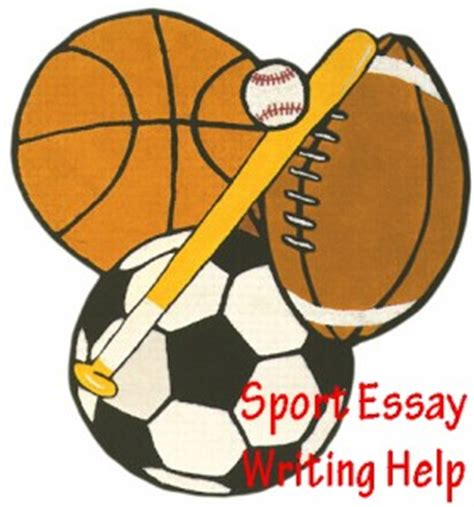 Essay about sports